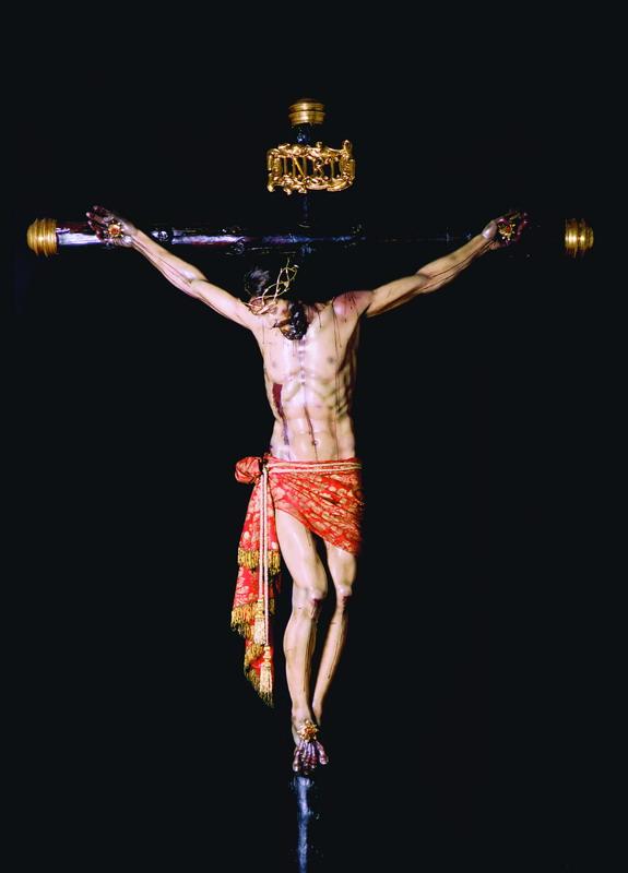 Cristo Cinco LLagas CE
